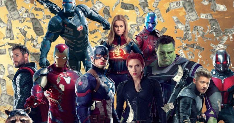 Avengers: Endgame Scores Historic Worldwide Box Office Opening with $1.2B