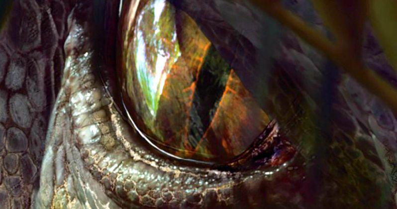 Indominus Rex Returns in Jurassic World 2 Promo Art