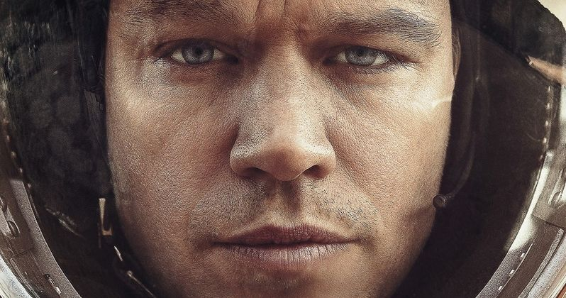 Watch The Martian Red Carpet Premiere Live from London