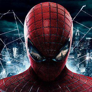 The Amazing Spider-Man Oscorp Set Photo
