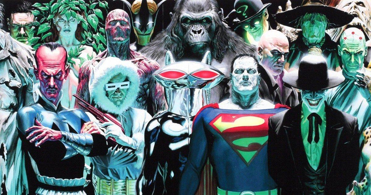 Batman v Superman Almost Had These 2 Iconic DC Comics Villains