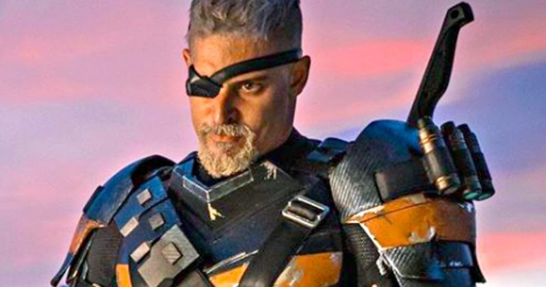 Joe Manganiello as Deathstroke Officially Revealed in Justice League