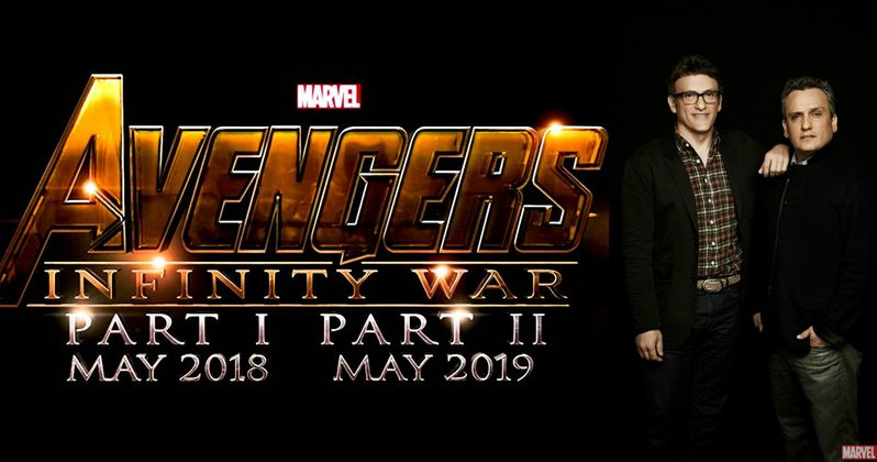 Avengers Infinity War: Marvel Confirms Russo Brothers Will Direct