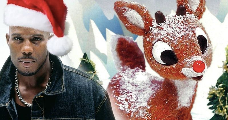 Dmx Christmas.Dmx S Rudolph The Red Nosed Reindeer Cover Is An Instant