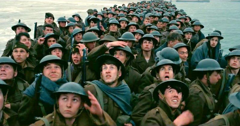 Dunkirk Trailer Has First Look at Christopher Nolan's WWII Thriller