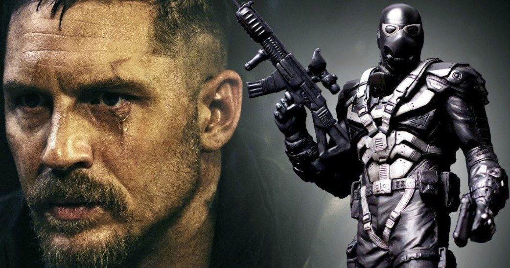 Agent Venom Costume Teased in New Spider-Man Spin-Off Photos?