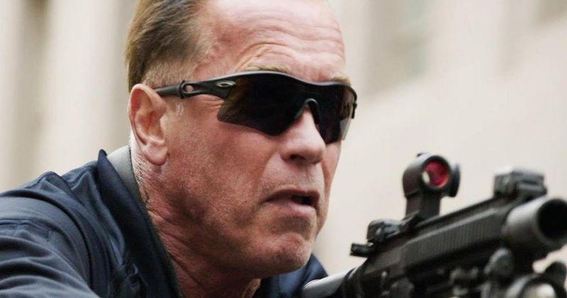 Arnold Schwarzenegger Gets Extremely Violent in New Sabotage Red Band Trailer