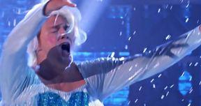 Watch Channing Tatum Lip Sync Frozen Song Let It Go