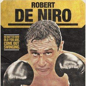 Grudge Match Poster Featuring Robert de Niro