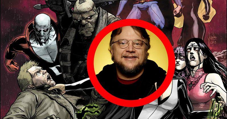 Justice League Dark Loses Director Guillermo Del Toro