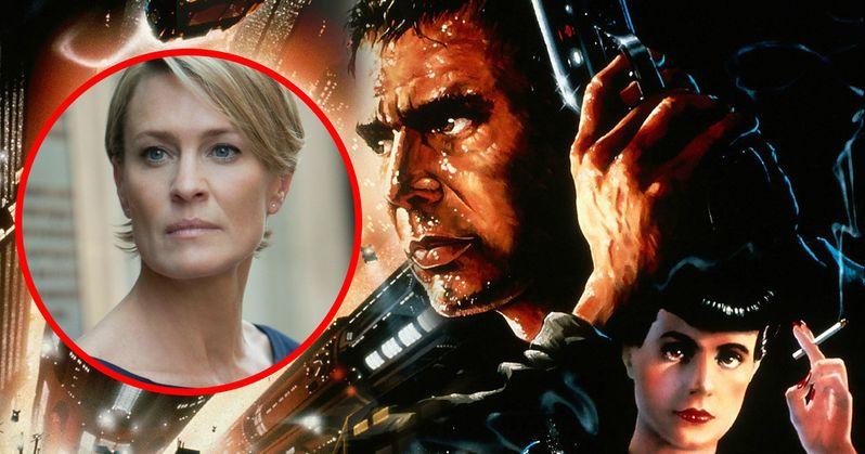 Blade Runner 2 Brings in Robin Wright