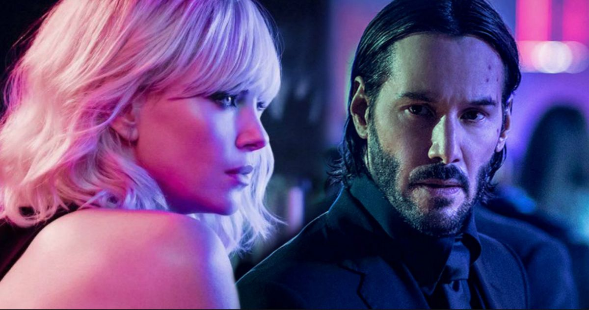 Charlize Theron Is All About an 'Atomic Blonde' Meets 'John Wick' Crossover