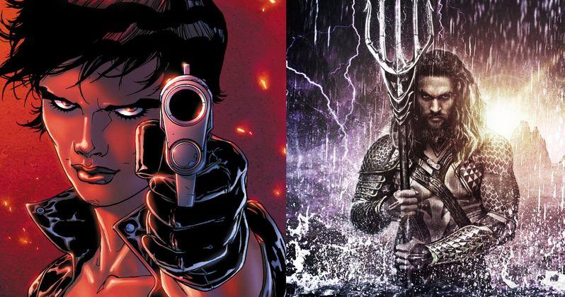 Suicide Squad: Aquaman Connection Revealed?