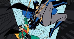 Batman: The Animated Series Blu-Ray Clip Explores The Heart of Batman