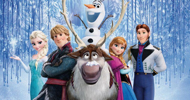 Disney's Frozen 2 Is Officially Happening!