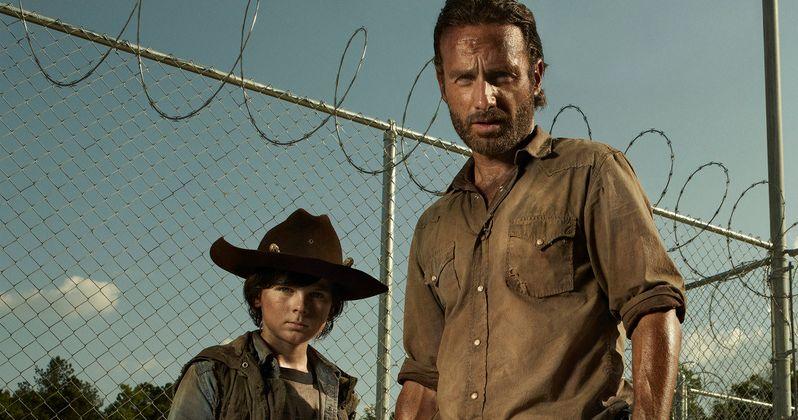 Rick Will Suffer a Breakdown When The Walking Dead Season 4 Returns