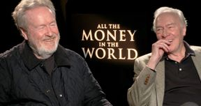 Ridley Scott and Cast Go Inside All the Money in the World