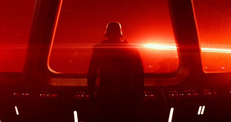 J.J. Abrams Explains Why Star Wars: The Force Awakens Has Less Lens Flares