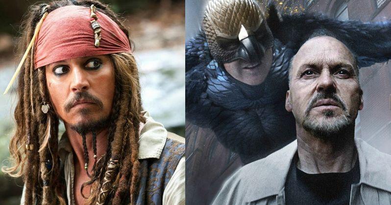 Original Birdman Ending Had Johnny Depp Pirates Cameo