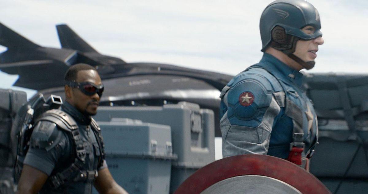 Chris Evans Captain America Rumor Kevin Feige