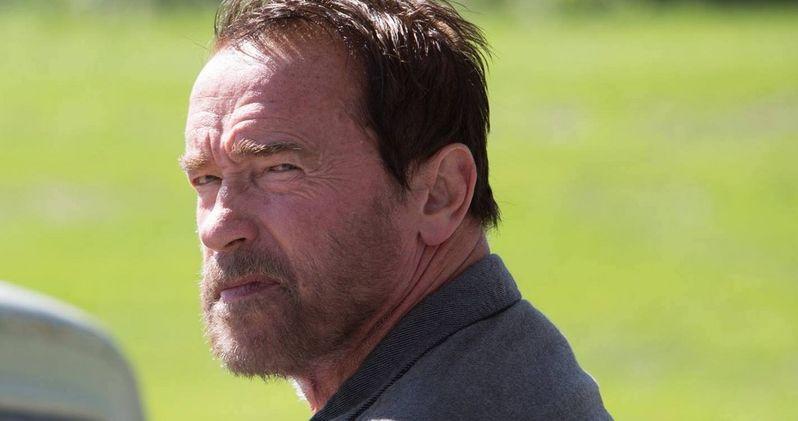 Maggie Clip Has Schwarzenegger Ready for a Zombie Attack
