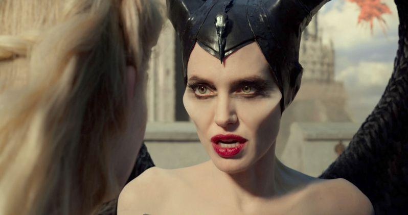 Maleficent: Mistress of Evil Trailer Has Angelina Jolie & Michelle Pfeiffer at War