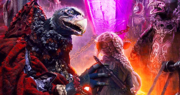 Full Dark Crystal Age Of Resistance Trailer Arrives And
