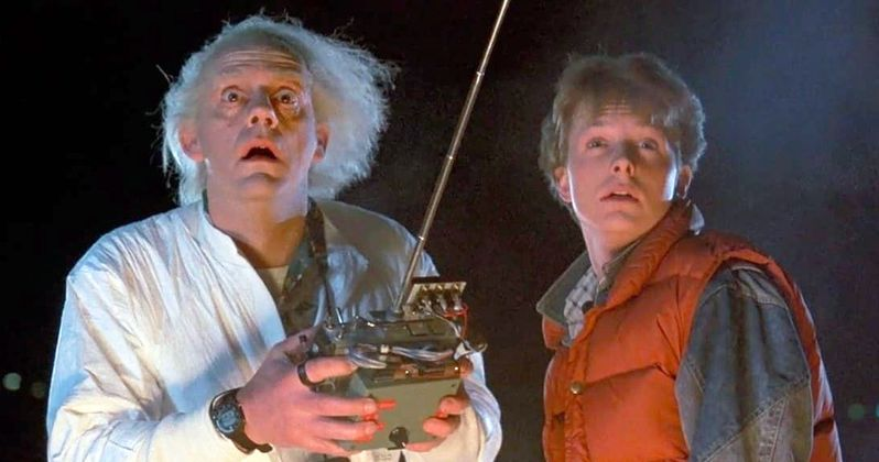 Fake Back to the Future 4 Post Fools a Ton of Fans