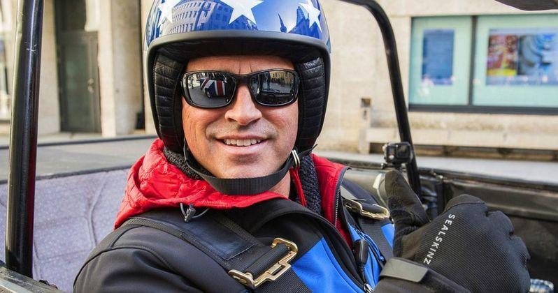Top Gear Loses Host Matt LeBlanc