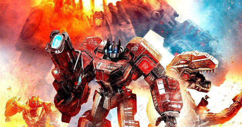 Transformers Prequel Planned as Cybertron Origin Story?