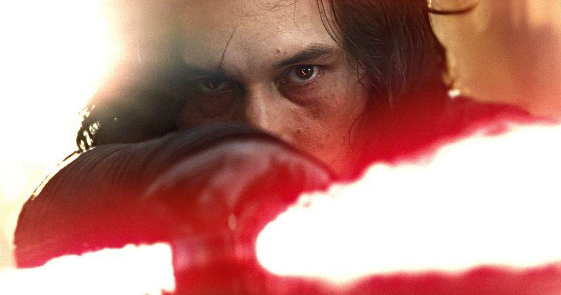 Star Wars: The Last Jedi Trailer Is Finally Here