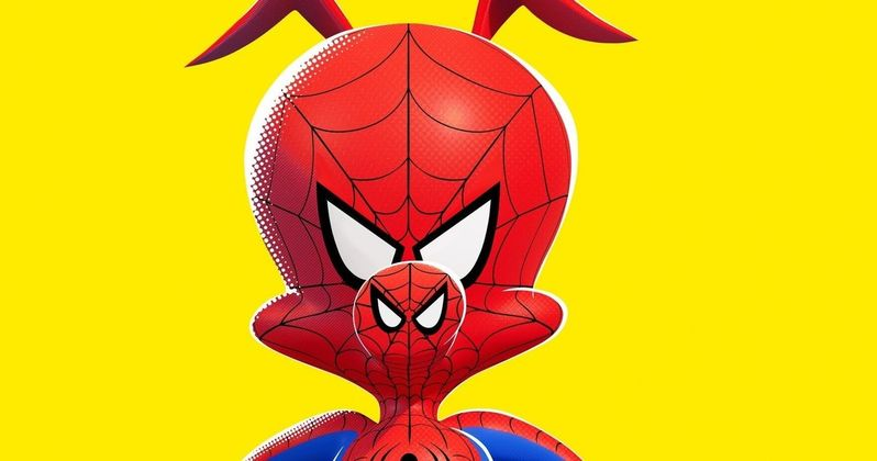 Why the Best Spider-Ham Joke Was Cut from Into the Spider-Verse