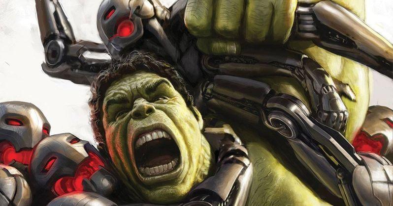 Avengers 2: Ruffalo Talks Hulk, Black Widow and Ultron