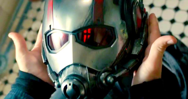 Ant-Man TV Spot Celebrates Father's Day with New Footage