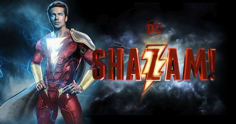Hasil gambar untuk Shazam!  film