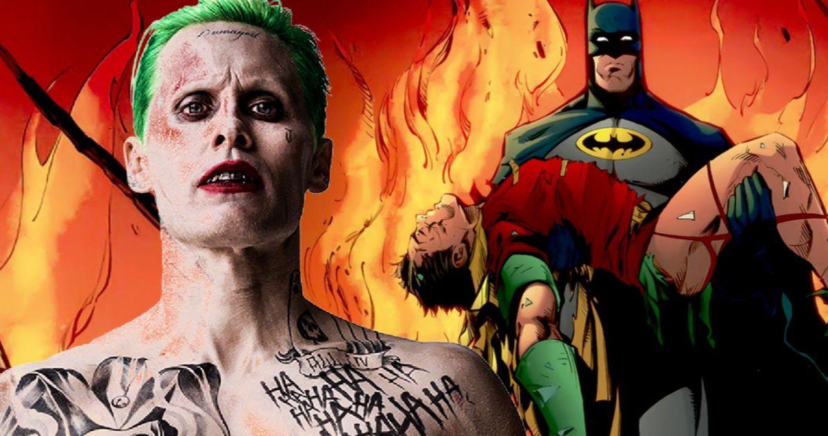 Justice League 2 Joker Kiling Robin