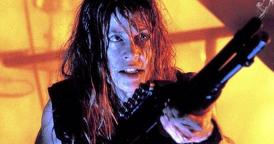 First Look at Linda Hamilton as Old Sarah Connor in Terminator 6