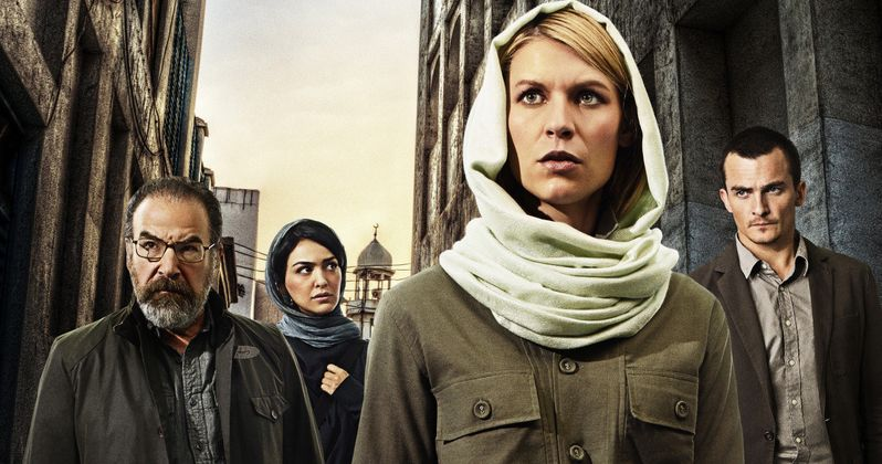 Homeland Season 4 Two-Hour Premiere Debuts October 5th