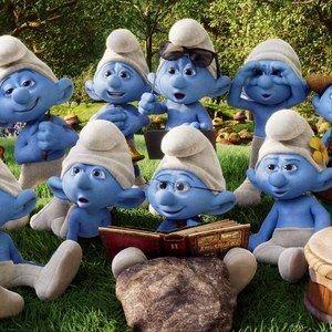 The Smurfs 2 Set Visit: Neil Patrick Harris Returns as Patrick Winslow!