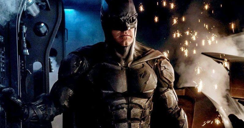 Batman Has 2 Batsuits in Justice League, Ben Affleck Shares New Details