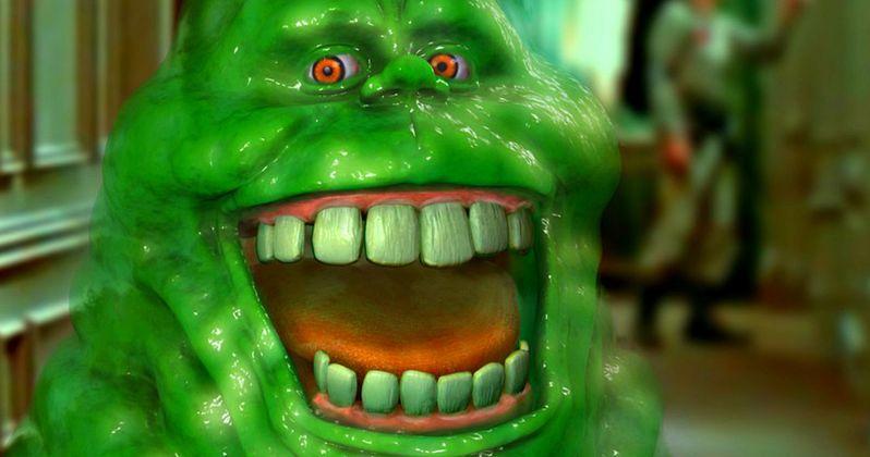Will Slimer Return in Female Ghostbusters Reboot?
