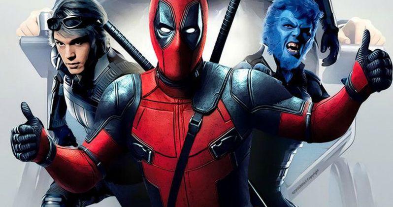 Deadpool 2 Won't Include Any Major X-Men Cameos