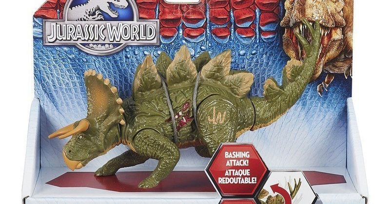Jurassic World Hasbro Toy Photos Unveil New Dinosaurs
