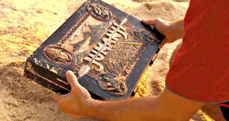 Amazing Jumanji Fan-Made Board Game Actually Works
