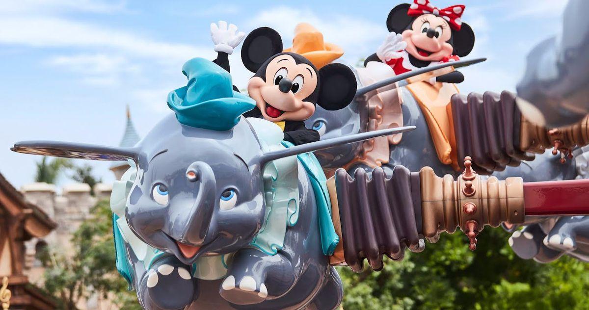 Hong Kong Disneyland Is Closing Down Again