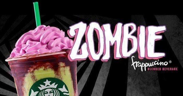 Starbucks' Zombie Frappuccino Tastes Slightly Better Than Brains