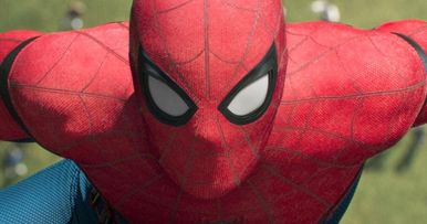 First Spider-Man: Far from Home Poster Swings In