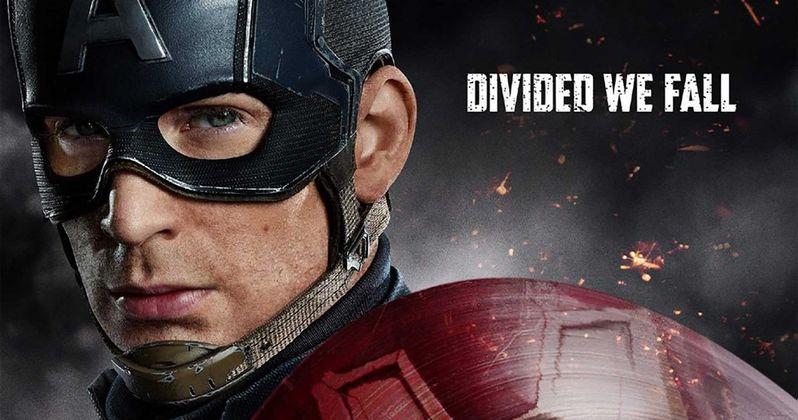 Captain America: Civil War Trailer Shatters Avengers 2 Record