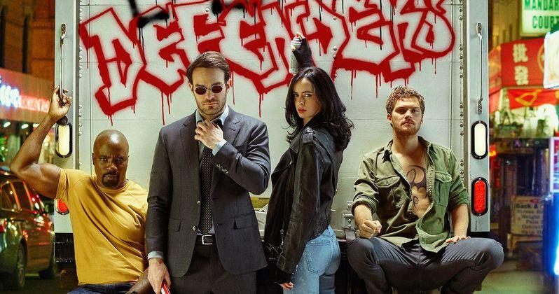 Defenders Teaser Arrives, Netflix Release Date Announced