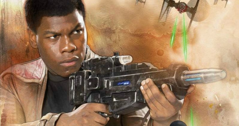 Star Wars 7 Spoilers Expose Rey, Finn & the Starkiller Base